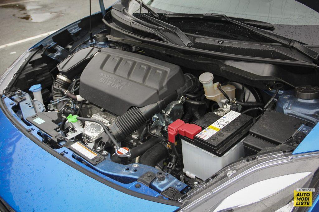 Essai Suzuki Swift Sport 93