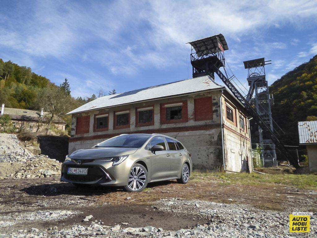 Toyota Corolla Touring Sports HSD 122 ch