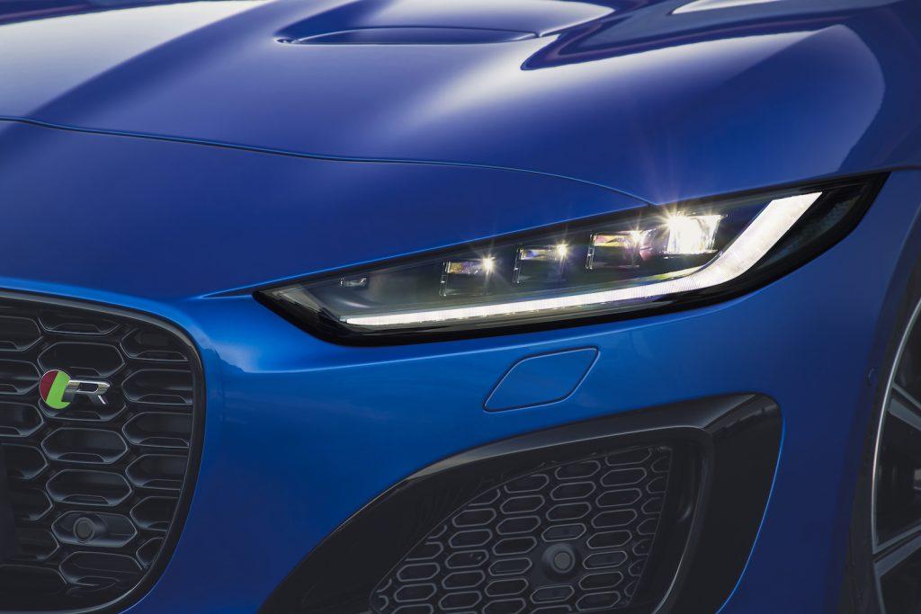 Jaguar F-TYPE 2020 Le nouvel automobiliste 13