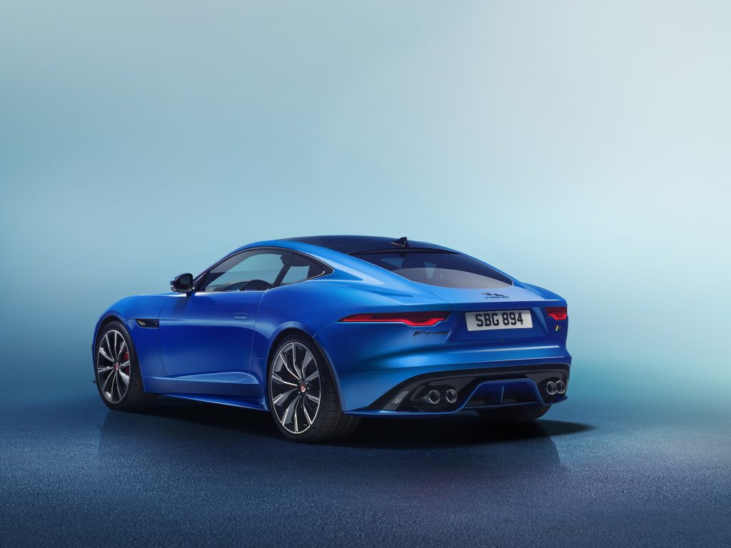 Jaguar F-TYPE 2020 Le nouvel automobiliste 9
