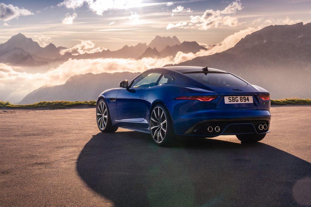 Jaguar F-TYPE 2020 Le nouvel automobiliste 16