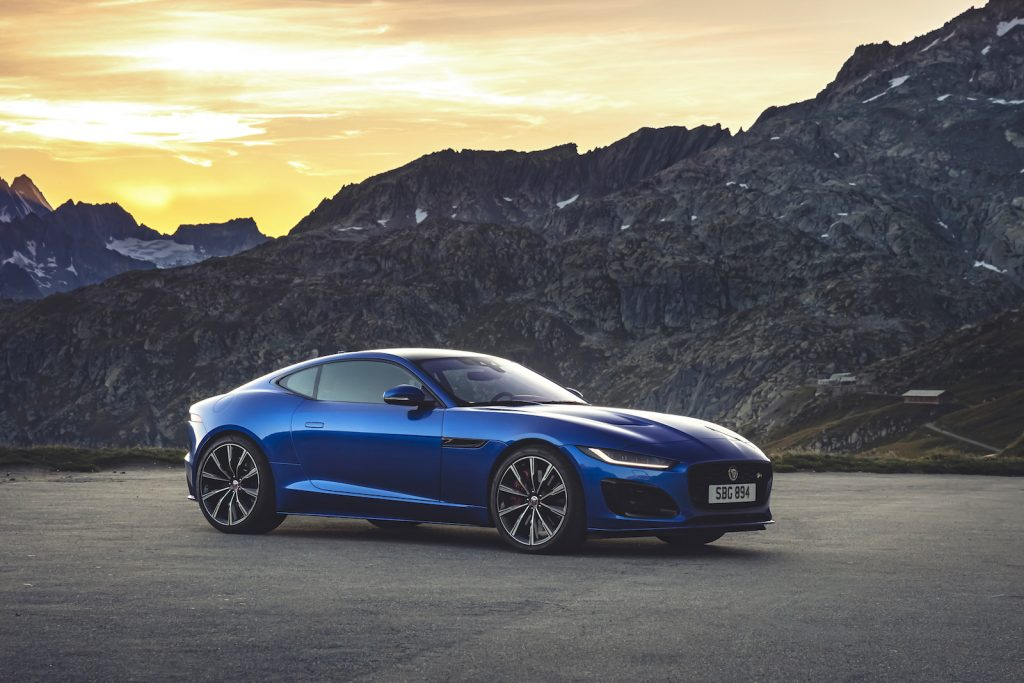 Jaguar F-TYPE 2020 Le nouvel automobiliste 18