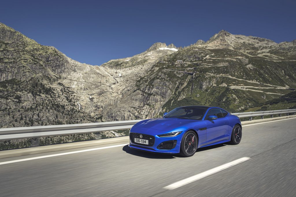 Jaguar F-TYPE 2020 Le nouvel automobiliste 4