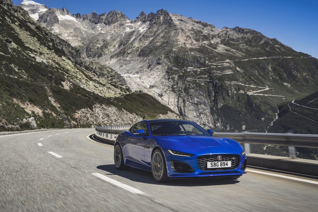 Jaguar F-TYPE 2020 Le nouvel automobiliste 3