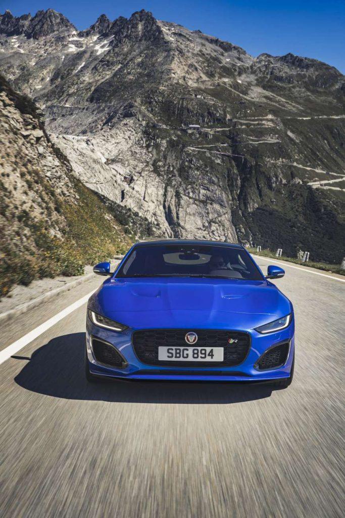Jaguar F-TYPE 2020 Le nouvel automobiliste 2