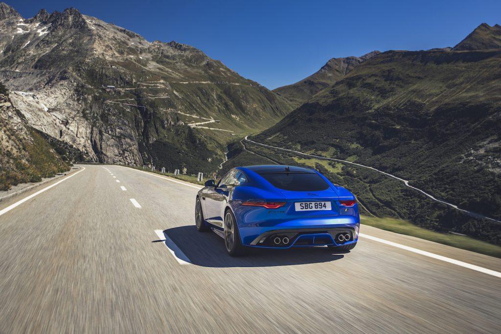 Jaguar F-TYPE 2020 Le nouvel automobiliste 1
