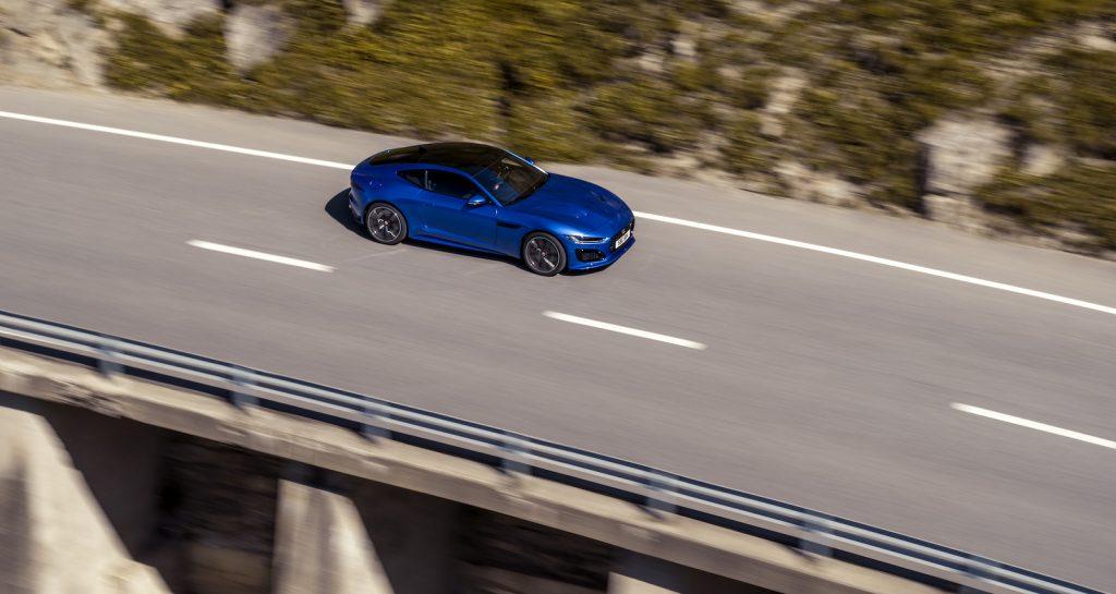 Jaguar F-TYPE 2020 Le nouvel automobiliste