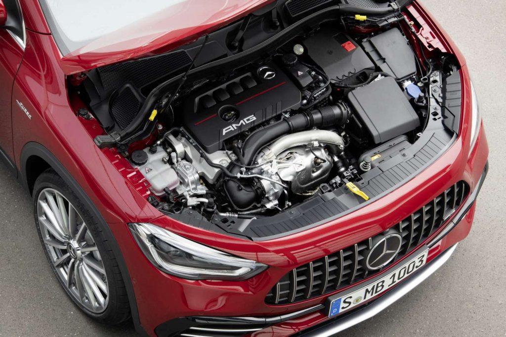 nouveau Mercedes GLA 2020 35AMG 4MATIC