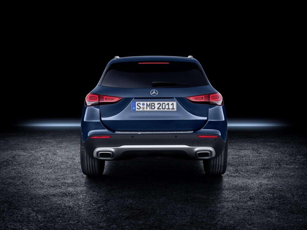 nouveau Mercedes GLA 2020