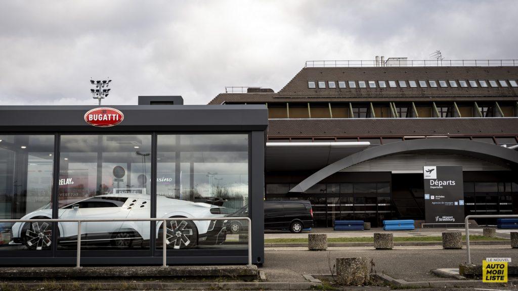 Bugatti Centodieci Entzheim LNA