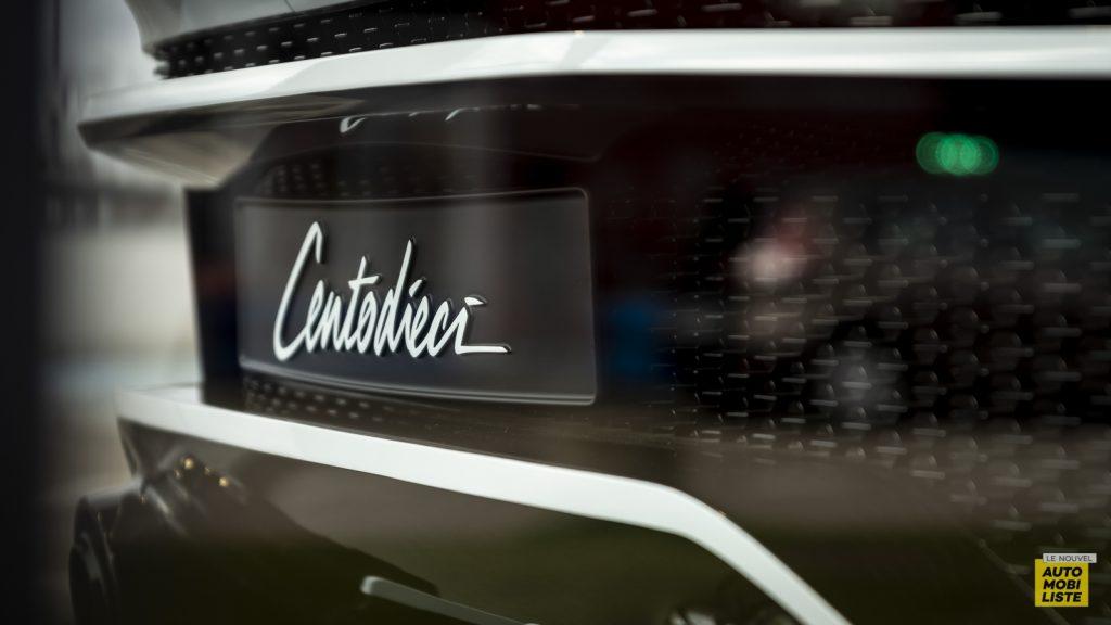 Bugatti Centodieci Entzheim LNA 11