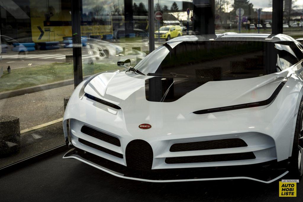 Bugatti Centodieci Entzheim LNA 17