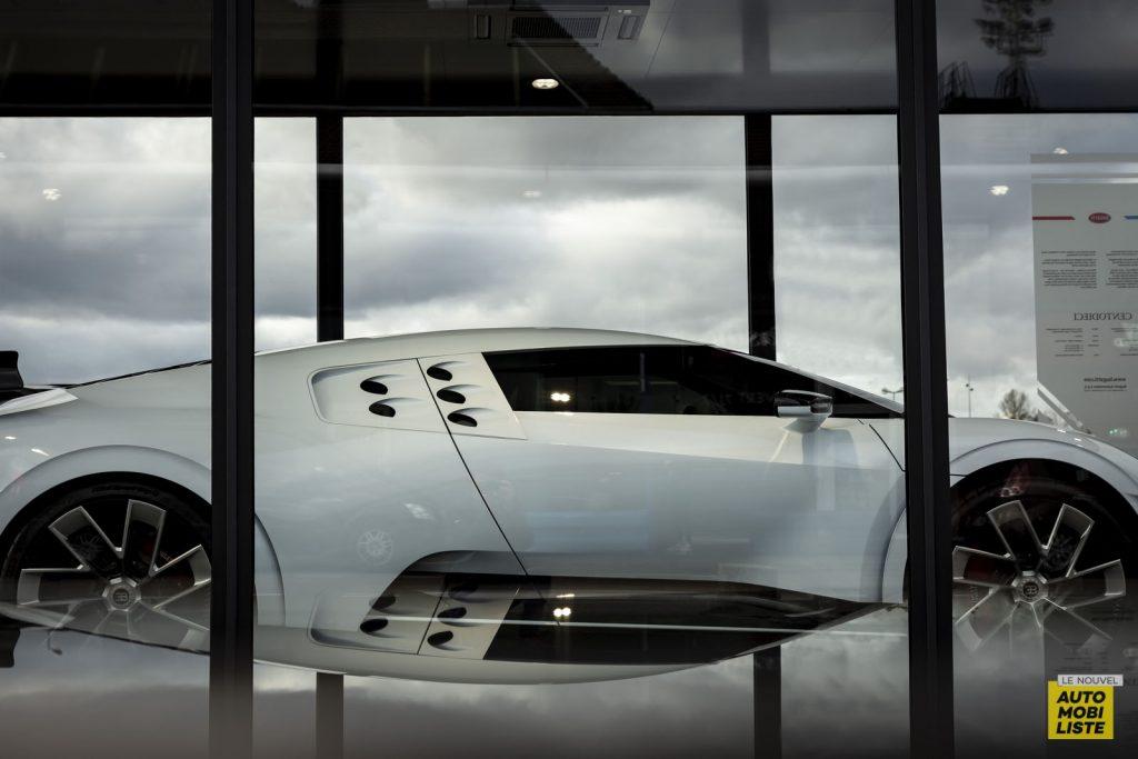 Bugatti Centodieci Entzheim LNA 20