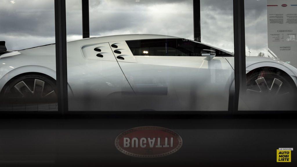 Bugatti Centodieci Entzheim LNA 21