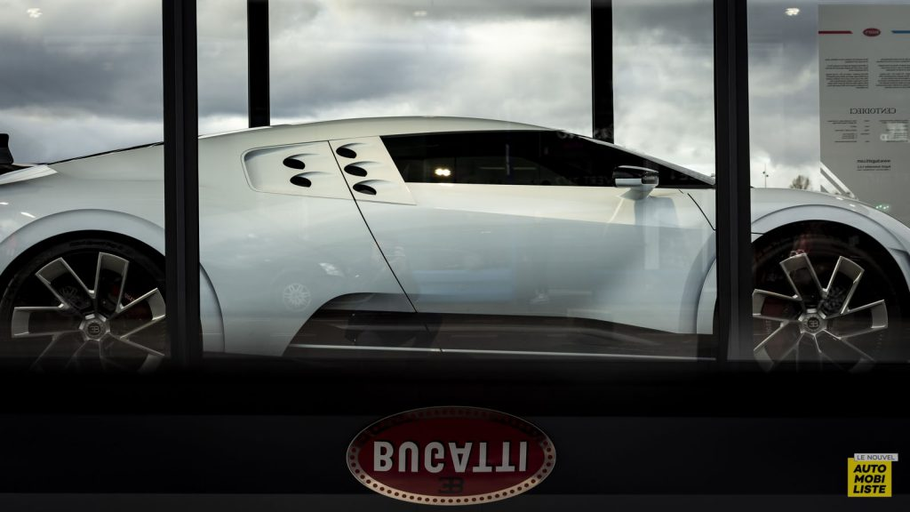 Bugatti Centodieci Entzheim LNA 22