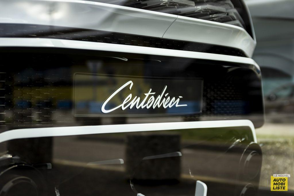 Bugatti Centodieci Entzheim LNA 23