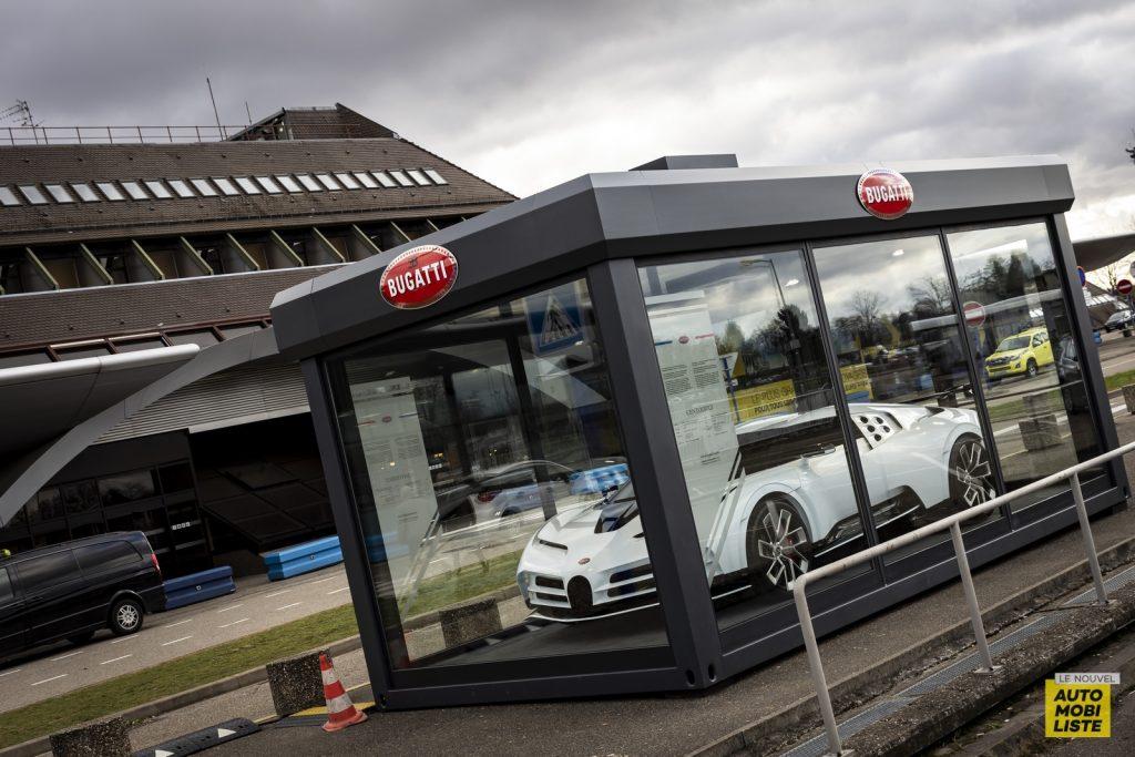 Bugatti Centodieci Entzheim LNA 3