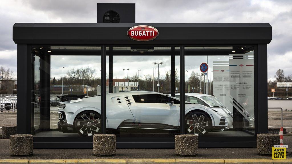 Bugatti Centodieci Entzheim LNA 4