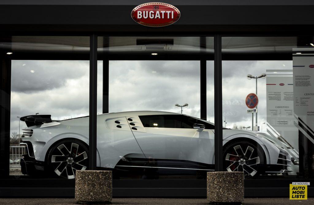 Bugatti Centodieci Entzheim LNA 5