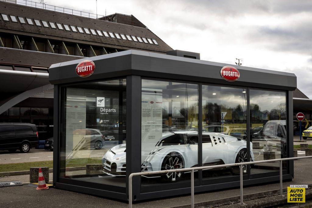 Bugatti Centodieci Entzheim LNA 52