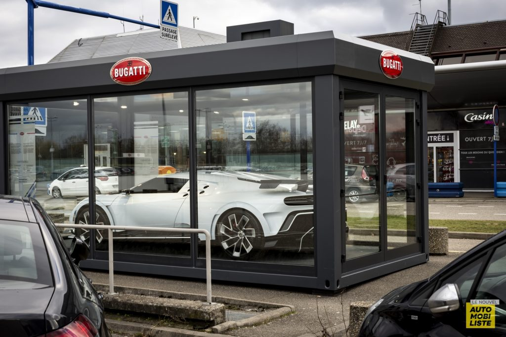 Bugatti Centodieci Entzheim LNA 54