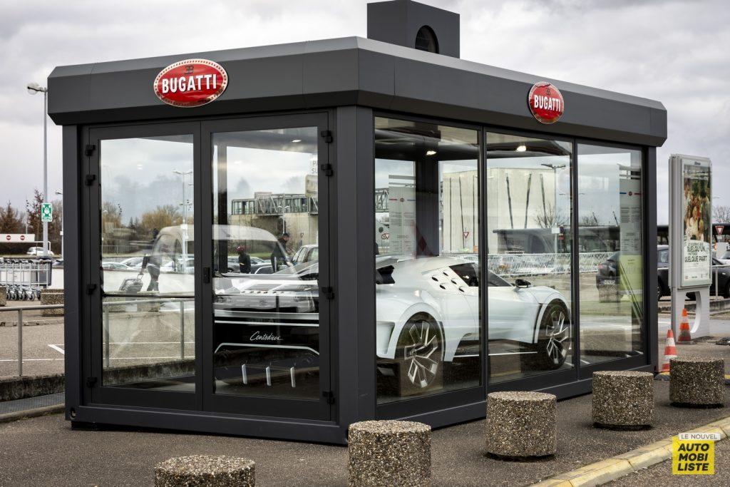 Bugatti Centodieci Entzheim LNA 57