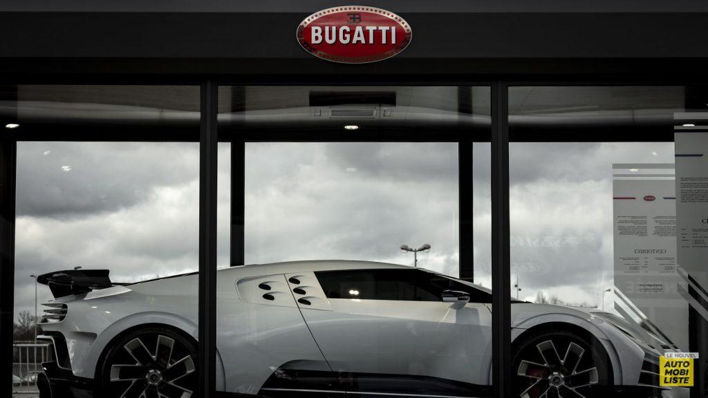 Bugatti Centodieci Entzheim LNA 6