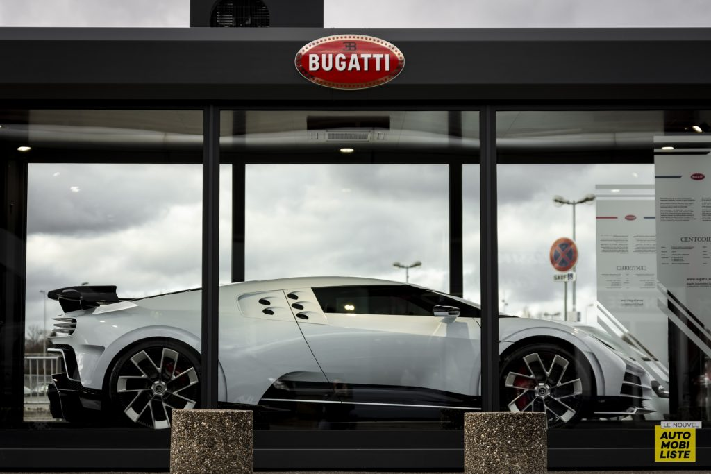 Bugatti Centodieci Entzheim LNA 7