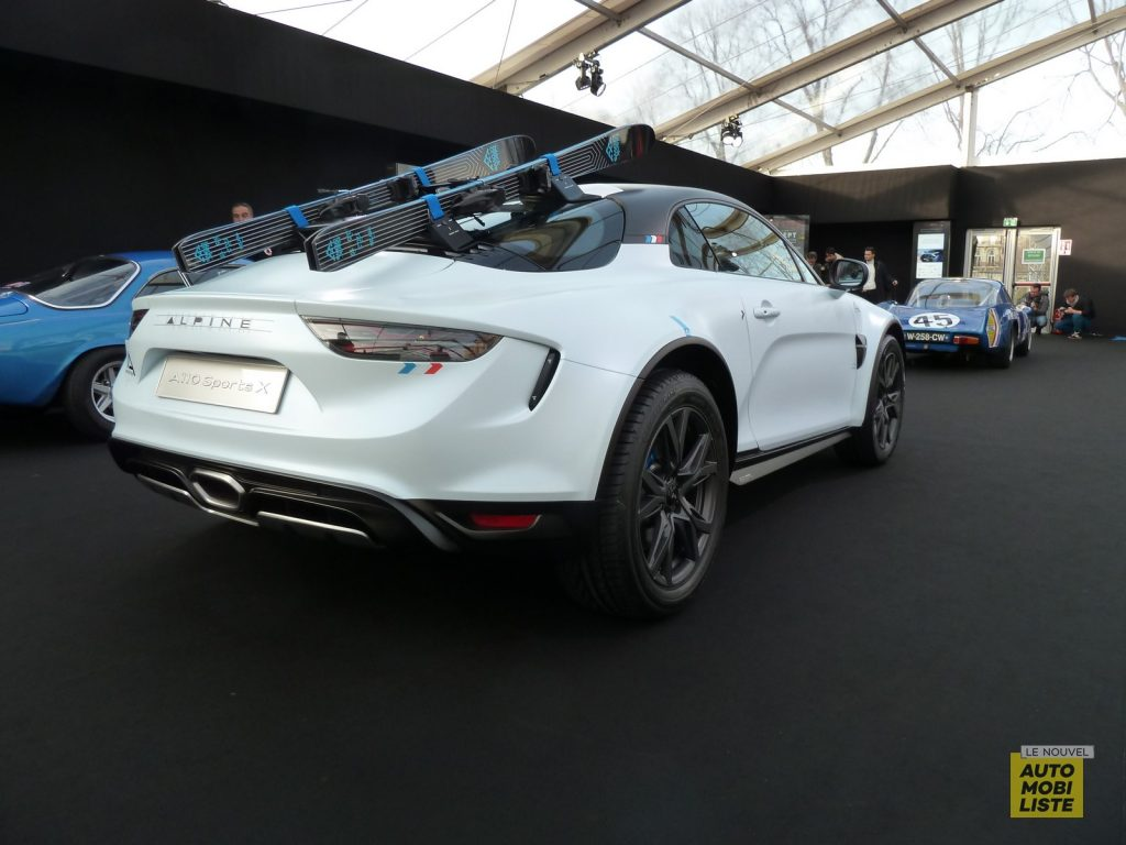 FAI 2020 Alpine A110 Sports X LNA FB 109