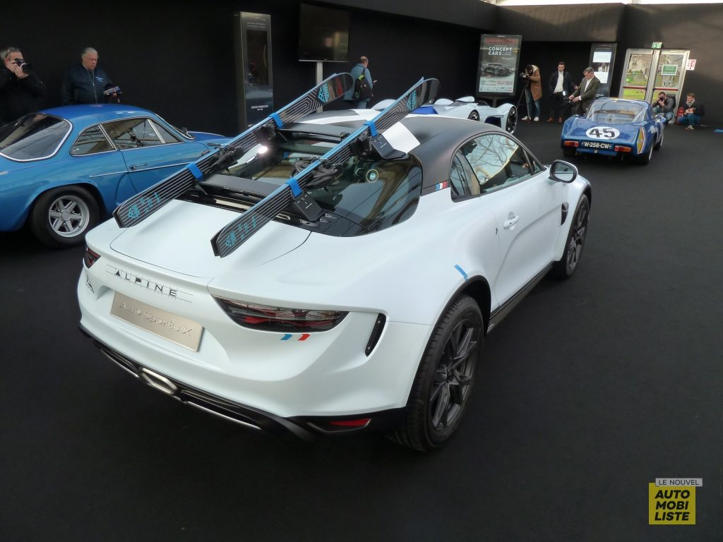 FAI 2020 Alpine A110 Sports X LNA FB 110