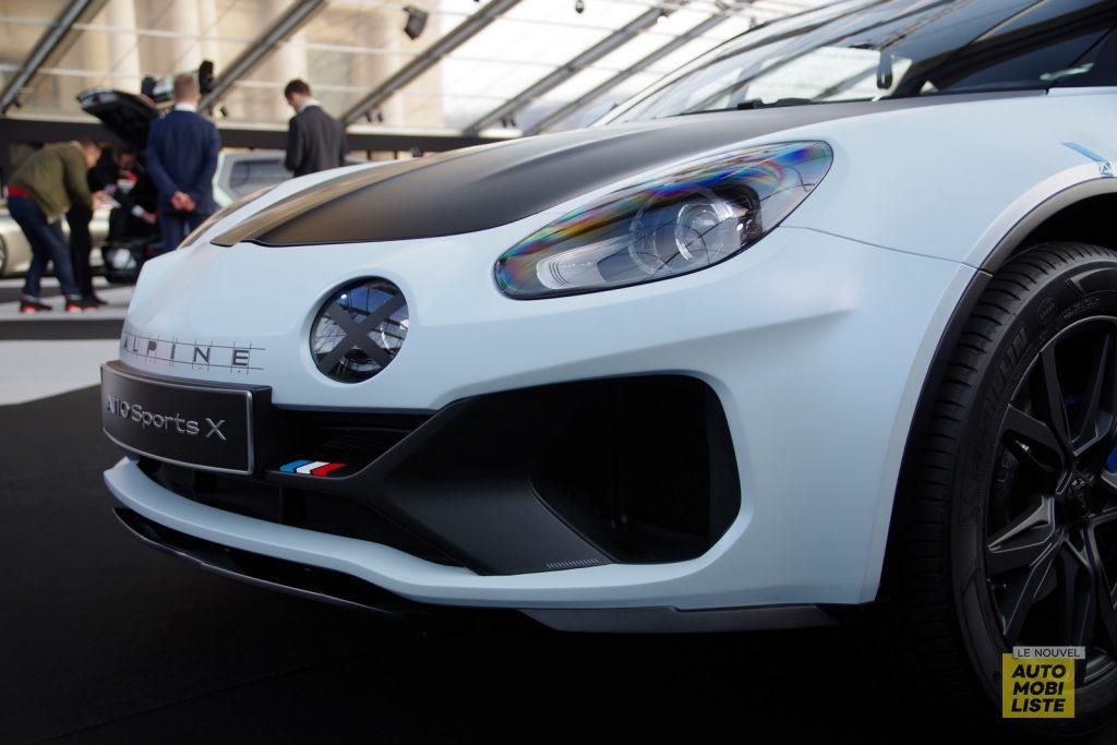 FAI 2020 Alpine A110 Sports X LNA FM 23