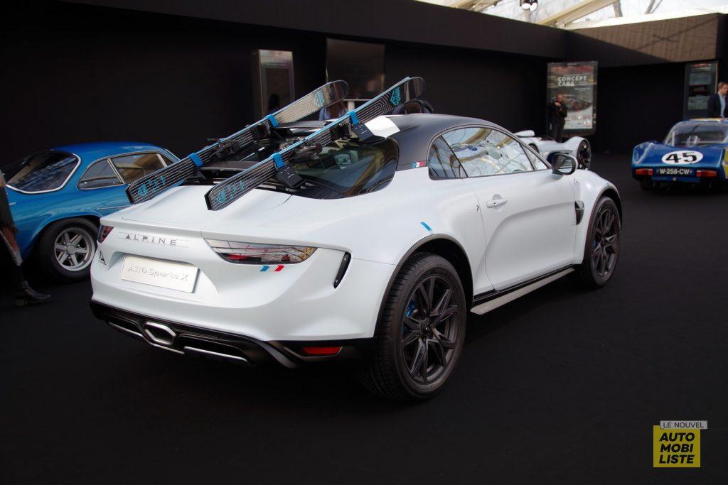 FAI 2020 Alpine A110 Sports X LNA FM 30