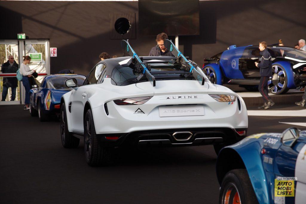 FAI 2020 Alpine A110 Sports X LNA FM 53