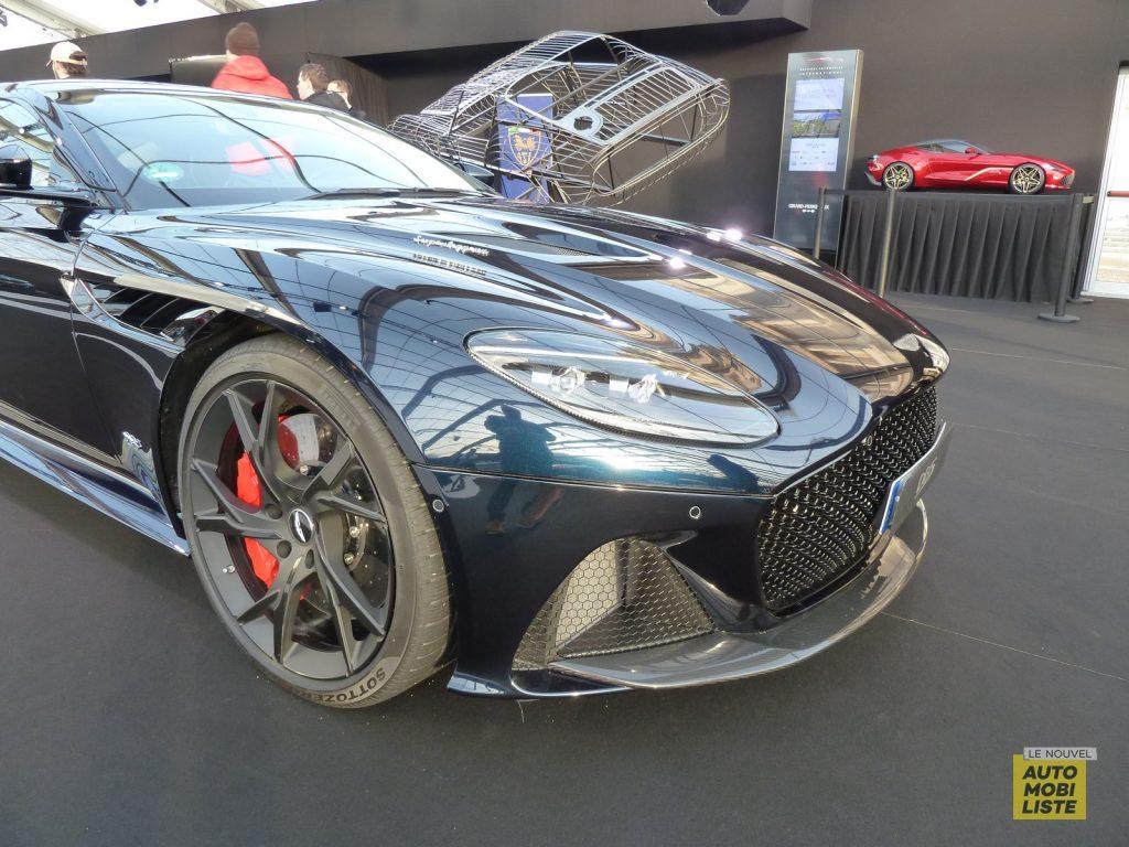 FAI 2020 Aston Martin DBS Superleggera LNA FB 198