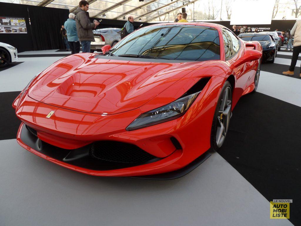 FAI 2020 Ferrari F8 Tributo LNA FB 33