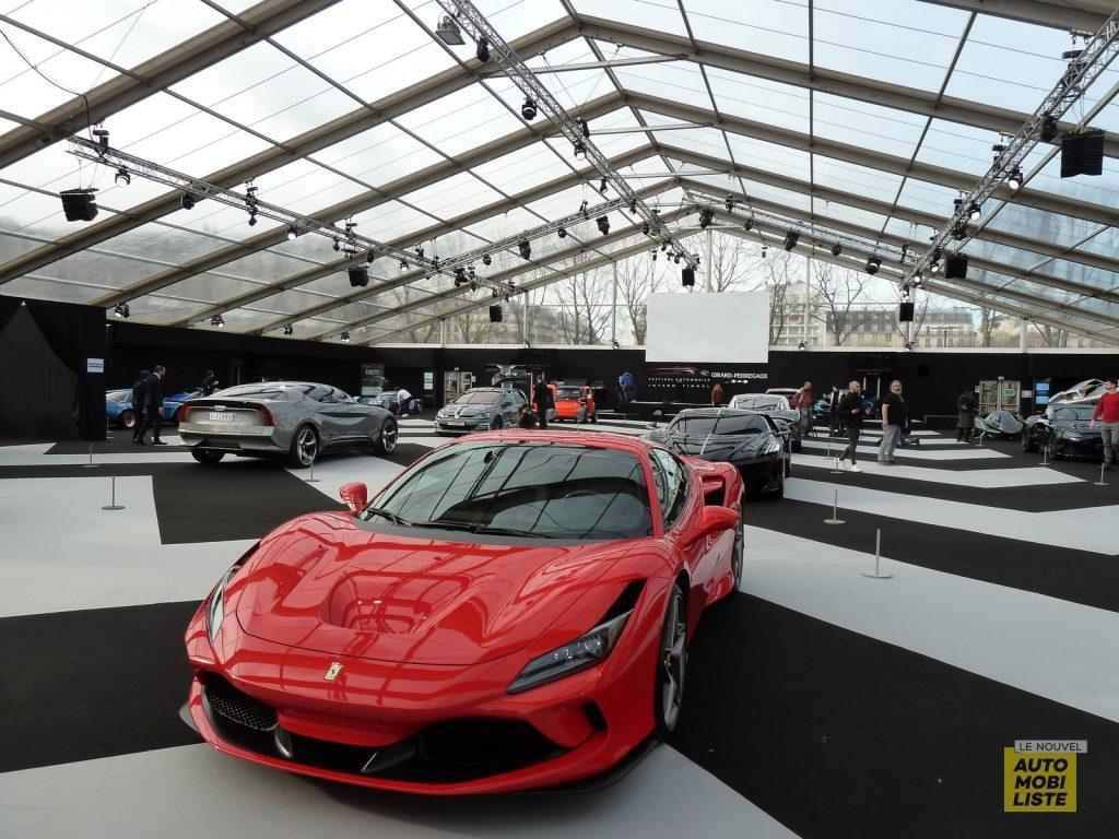 FAI 2020 Ferrari F8 Tributo LNA FB 337