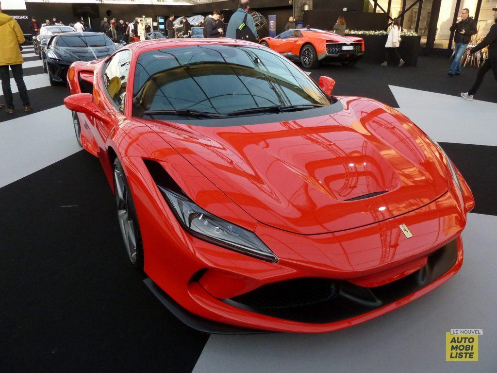 FAI 2020 Ferrari F8 Tributo LNA FB 34