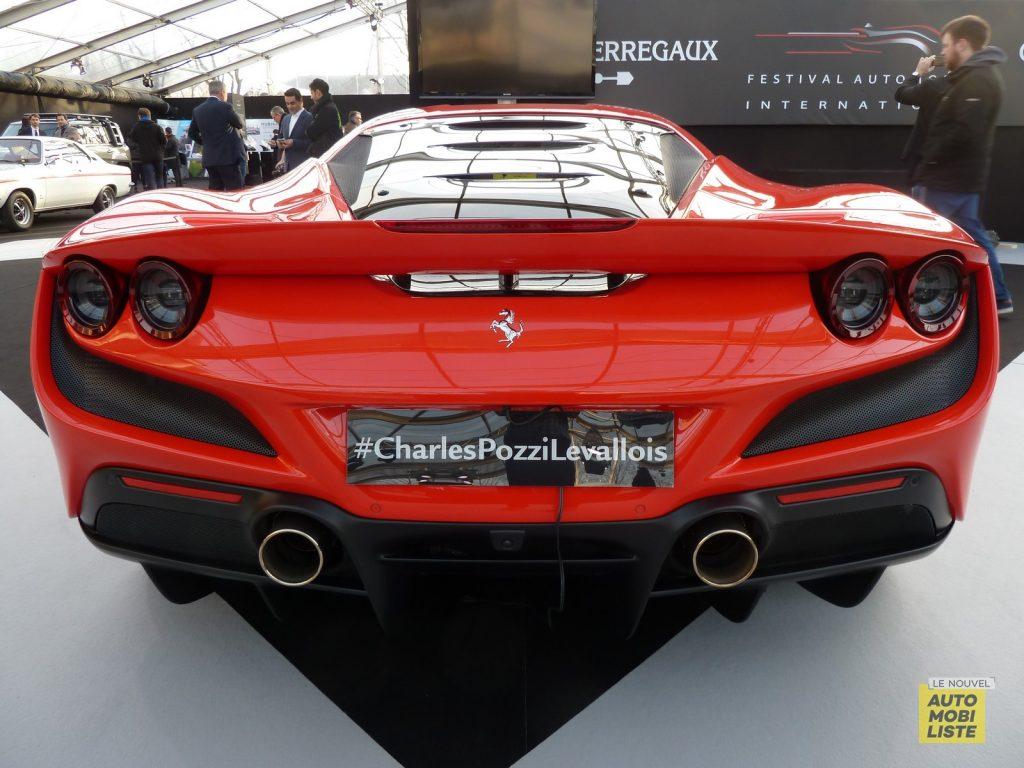 FAI 2020 Ferrari F8 Tributo LNA FB 39