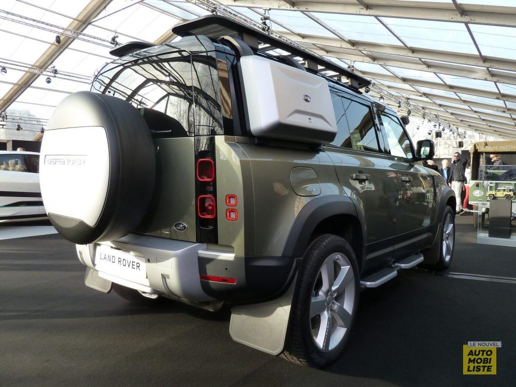 FAI 2020 Land Rover Defender LNA FB 200