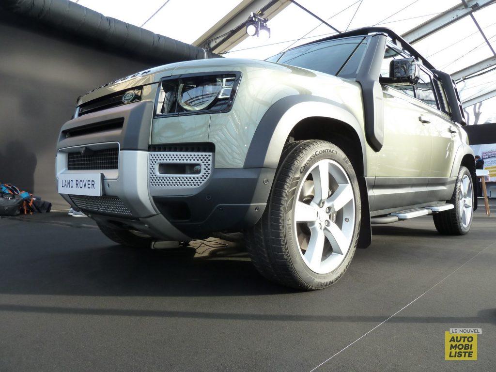 FAI 2020 Land Rover Defender LNA FB 202