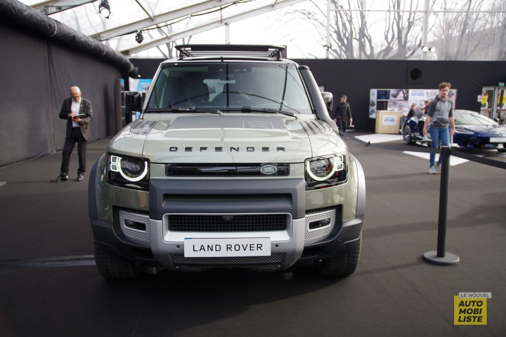 FAI 2020 Land Rover Defender LNA FM 149