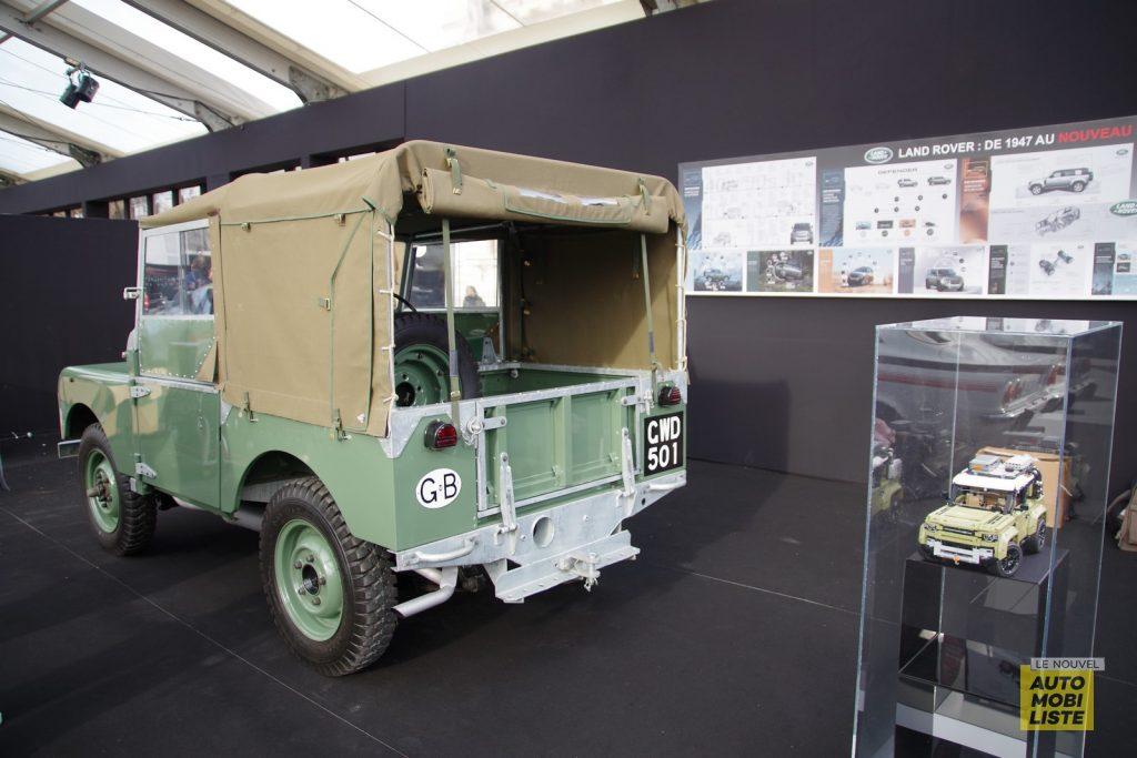 FAI 2020 Land Rover Defender LNA FM 153
