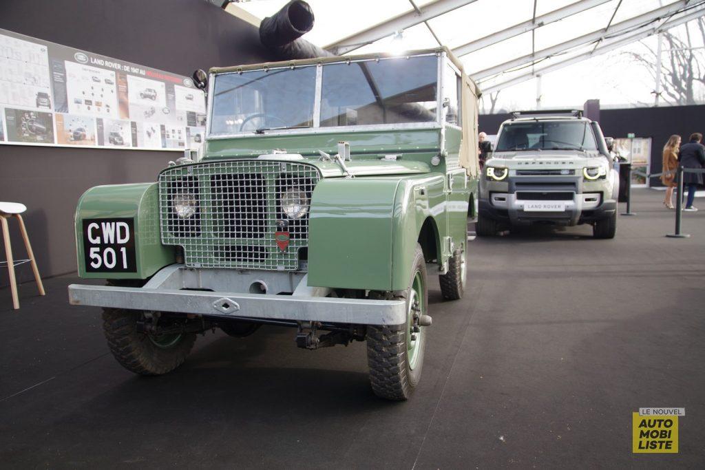 FAI 2020 Land Rover Defender LNA FM 157