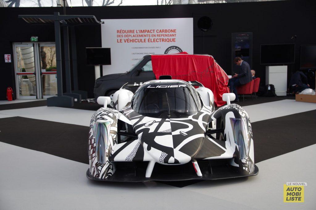 FAI 2020 Ligier JS P4 Nairone Desfives LNA FM 171