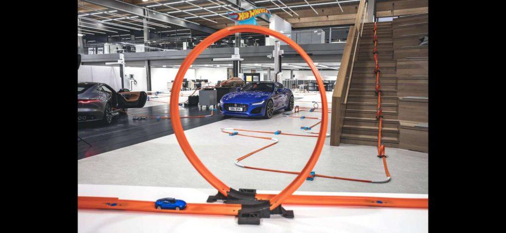 LNA Hotwheels Jaguar 01