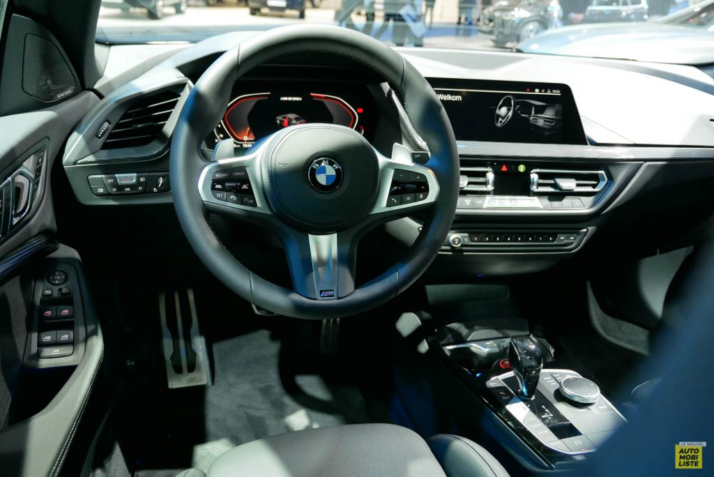 LNA Salon 2001 Bruxelles BMW 2 Gran Coupe 17