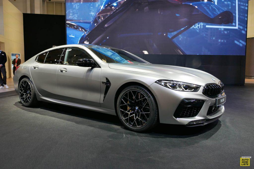 BMW Série 8 Gran Coupé