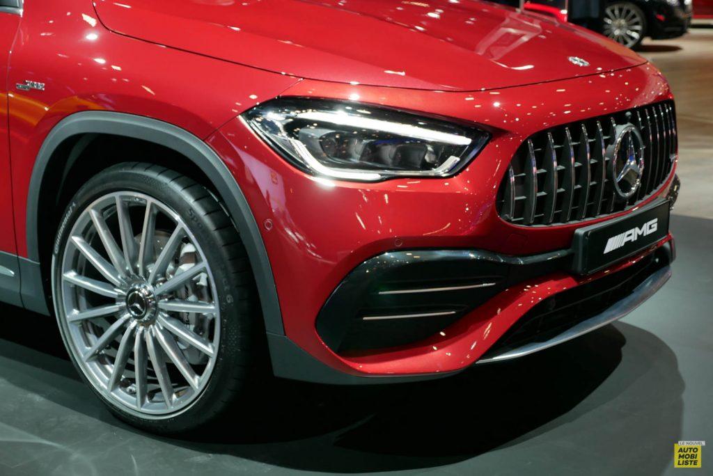 Mercedes-Benz GLA II (2019) 62