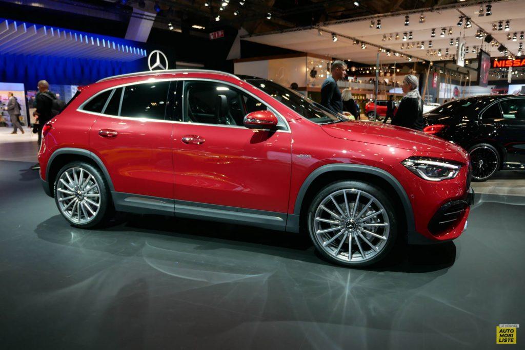 Mercedes-Benz GLA II (2019) 60