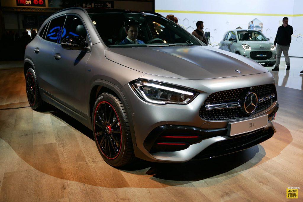 Mercedes-Benz GLA II (2019) 58